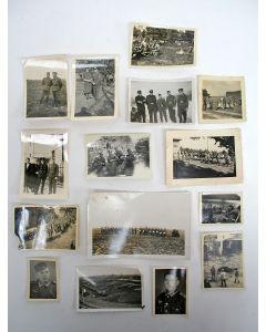 Collectie Duitse oorlogsfoto's, periode W.O. II, 1939-1945