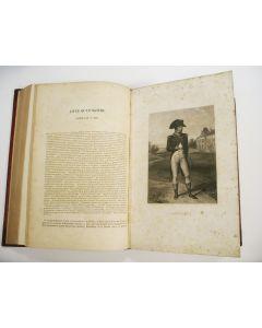 Thiers, 'Histoire du Consulat et de l`Empire'. Bruxelles, Meline, Cans & Compagnie. 1845
