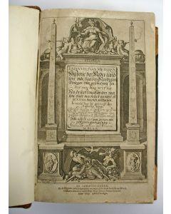 Emanuel van Meteren - Historie der Neder-landscher ende haerder Na-buren oorlogen ende geschiedenissen, tot den Iare M.VIC.XII. [1623]