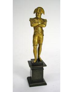 Bronzen beeldje van Napoleon, 19e eeuw