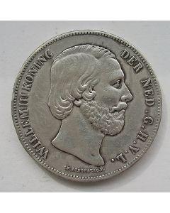 Rijksdaalder, 1849, Willem III