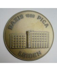 Penning,  Bazis-Pica, instituut voor bibliotheekautomatisering, Leiden 1989