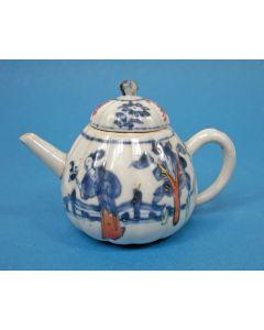 Chinees Imari theepot, Kangxi periode
