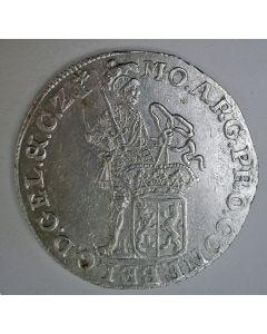 Gelderland, dukaat, 1775