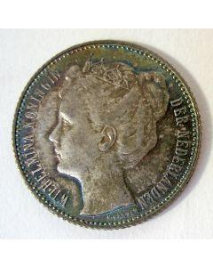 1/2 gulden 1908, UNC