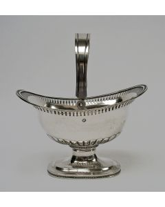 Zilveren suikervaas, 1825