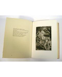 Rainer Maria Rilke, Die Weise von Liebe und Tod des Cornets Christoph Rilke. Uitgave De Blauwe Reiger, 1959