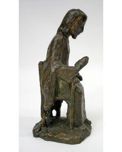 T.g.a. Mari Andriessen, Christus als de Goede Herder, brons