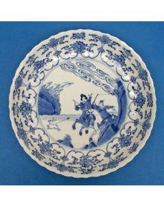 Chinees porseleinen bord, Kangxi periode