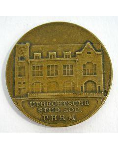 Penning, eeuwfeest P.H.R.M., Utrecht, 1916