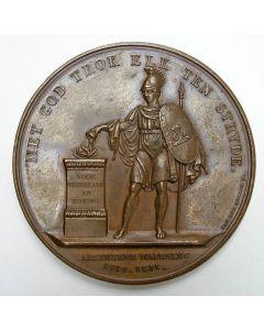 Penning op de Algemene Bewapening in Noord-Nederland ten gevolge van de Belgische Opstand, 1830-1831