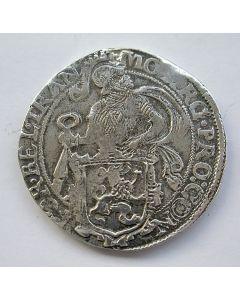 Overijssel, halve leeuwendaalder 1616