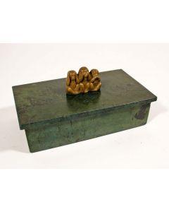 Bakelieten doos, Ebena, België, ca. 1930