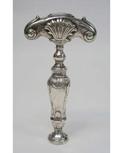 Zilveren kurkentrekker, Laurens Ulrighs, Amsterdam 1750