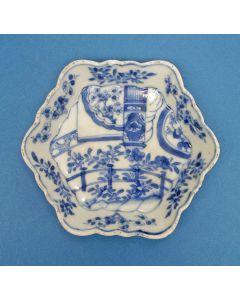 Chinees porseleinen pattipan, Qianlong periode
