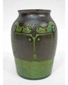 Vaas, Brouwer's aardewerk, ca. 1910