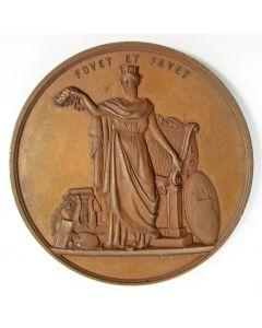 Prijspenning van de stad Utrecht [1861].