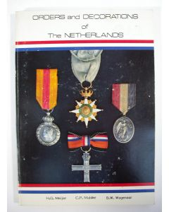 'Orders and decorations of the Netherlands' (1984)