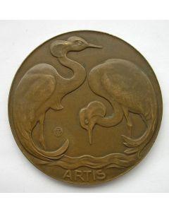 Jaarpenning VPK 1930 (#1),Artis [Tjipke Visser]]
