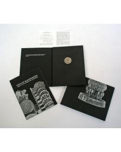 Jaarpenning VPK 1975, Vijftigjarig jubileum Vereniging voor Penningkunst [Paul Gregoire]