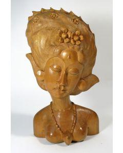 Balinese houten sculptuur, ca. 1950/60