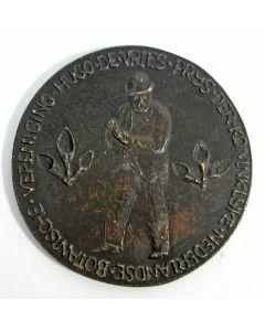Prijspenning Koninklijke Nederlandse Botanische Vereniging - Hugo de Vries Prijs [Wilna Haffmans 1973]