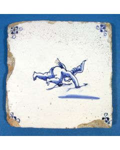 Amortegel, ca. 1700