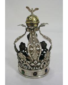 Zilveren torakroon, 19e eeuw