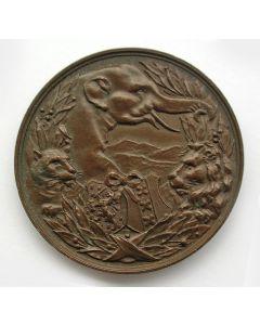Penning, vijftigjarig bestaan van Artis, 1888