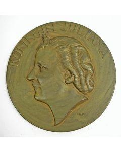 Penning, Inhuldiging Koningin Juliana, 1948