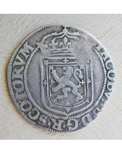 Schotland, 1 merk, 1601
