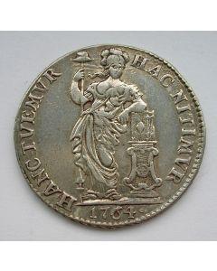 Overijssel, 1 gulden 1764