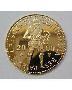 Gouden dukaat, 2000