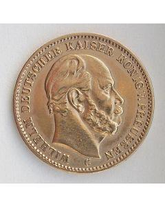 Duitsland (Pruissen), 20 mark 1873C