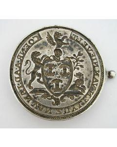 Schepenzegel van Coenraad Jan baron van Zuylen van Nievelt (1716-1767), burgemeester van Arnhem (1751-1766)