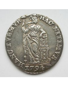 Holland, 1 gulden 1794