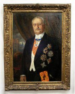 Bernard van Vlijmen, portret van Dr. C.J.K. van Aalst, 1926
