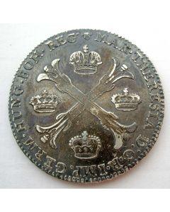 Oostenrijkse Nederlanden, zilveren Kronenthaler 1764