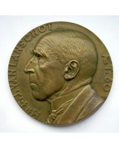 Penning, Burgemeester F.J. van Lanschot en het 750-jarig bestaan van Den Bosch, 1935