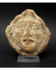 Romeins terracotta reliëf, Medusa