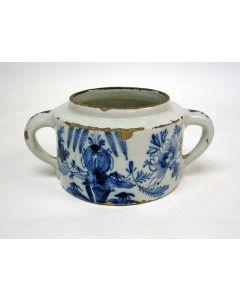 Delftse suikerpot, 18e eeuw