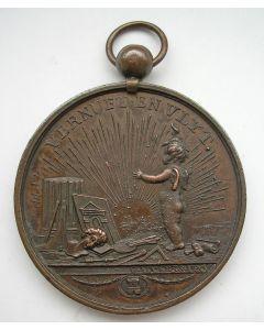 Prijspenning van de Tekenacademie van Middelburg, opgericht 1778 [1862]