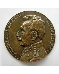 Penning, 80e verjaardag van Generaal Snijders, 1932