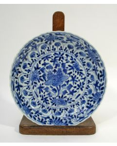 Chinees porseleinen bord, Kangxi periode, ca. 1700/1720