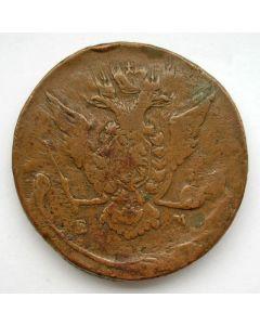 Rusland, 5 kopeken 1771
