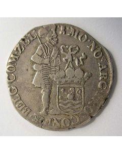 Zeeland, dukaat, 1696