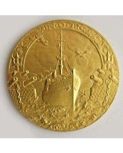 Gouden penning, Nederlandsche Overzee Trust Maatschappij 1914-1919