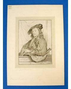 C. Ploos van Amstel, aquatint naar Govert Flinck, 1773/74