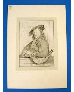 C. Ploos van Amstel, aquatint naar Govert Flinck, 1773/74
