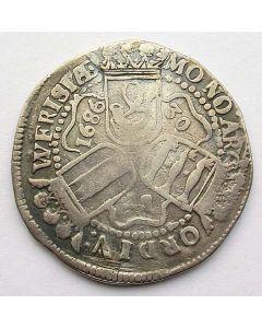 West-Friesland, zilveren daalder, 1686